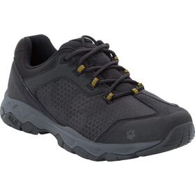 Jack Wolfskin Rock Hunter Chaussures à tige basse Homme, burly yellow xt